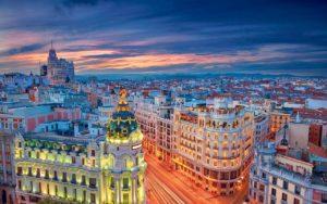 Vuelos a Madrid desde Costa Rica