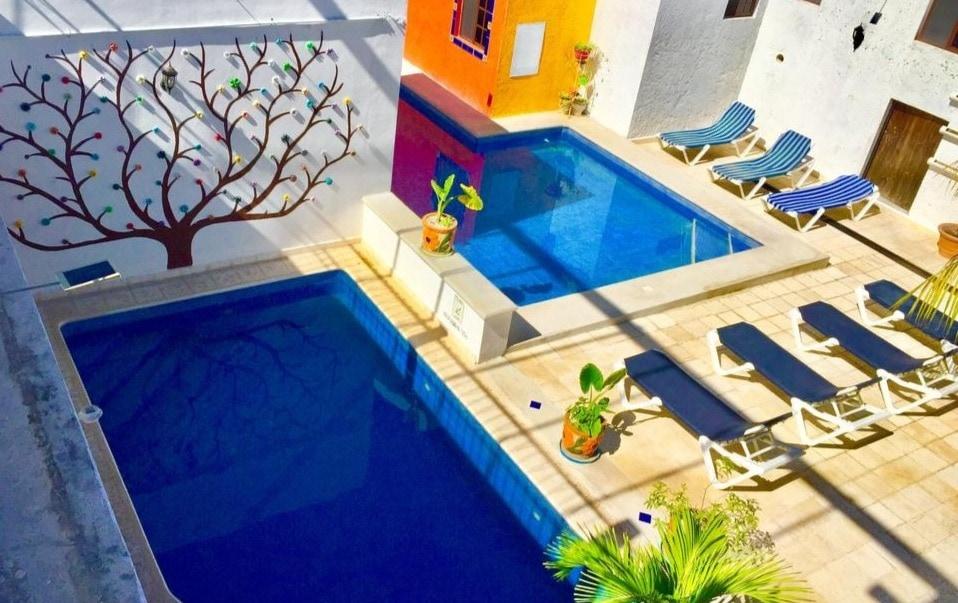 Hotel Mexicasa en Cancún
