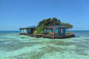 Alojamiento en el mar