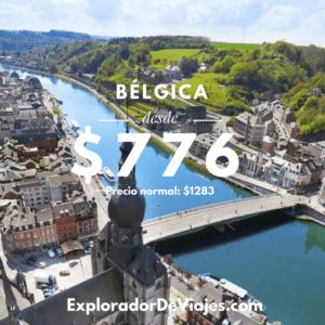 Vuelos a Bélgica desde Lima