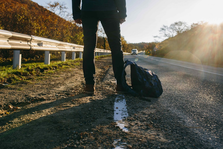 Viajar sin planes