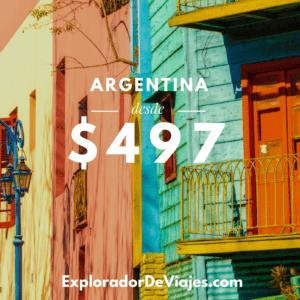 Vuelo más barato a Mendoza desde Costa Rica