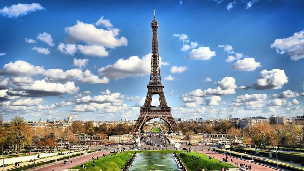 Vuelos a París desde Costa Rica