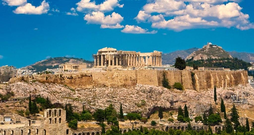 Vuelos a Atenas desde Perú