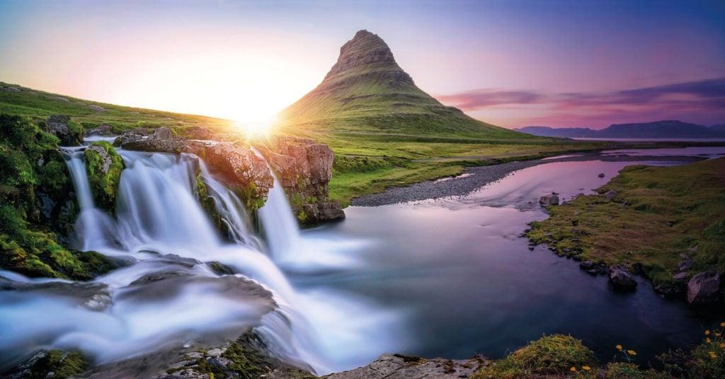 Vuelos a Islandia desde México