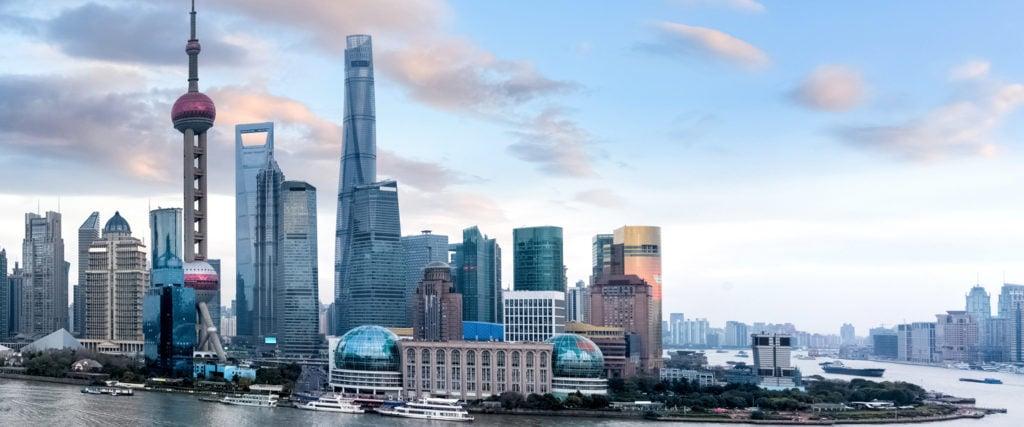 Vuelos a Shanghai desde México