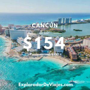 vuelos a cancún desde costa rica