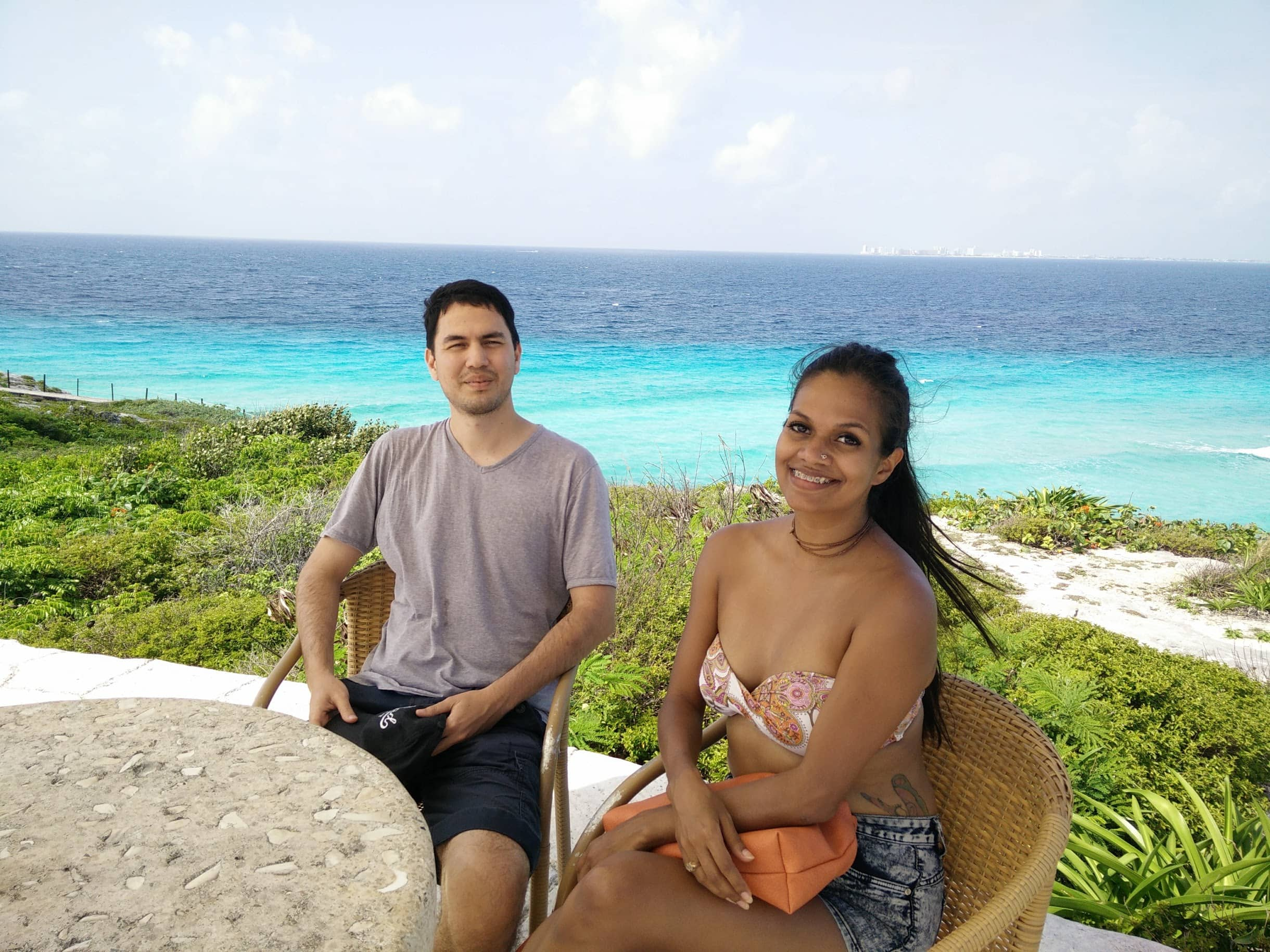 Explorador de Viajes en Cancún