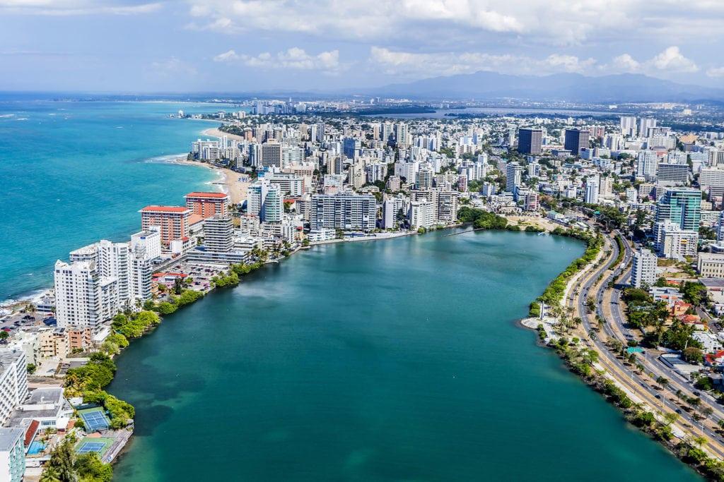 Vuelos a Puerto Rico desde Costa Rica