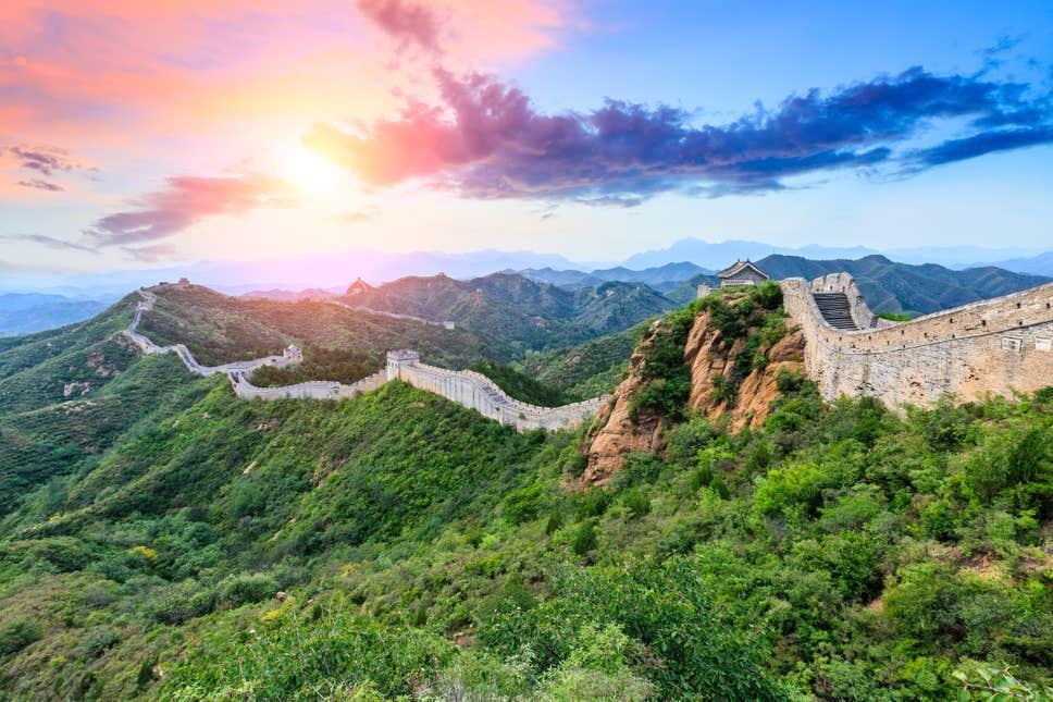 vuelos multidestino a china